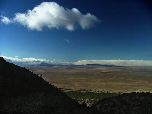 Colorado Trails Blue Sky