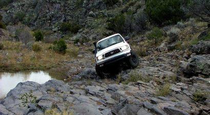 Tank Trap Trail NM
