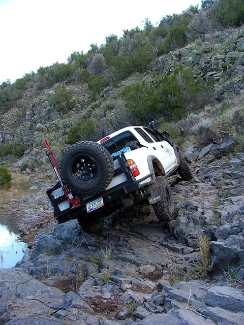 Tank Trap Trail NM