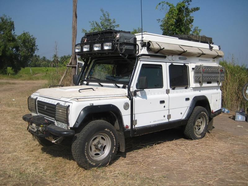 Santana A Land Rover Alternative