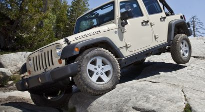 2012 Wrangler SUV of the Year