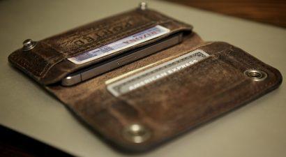 Portel iPhone Wallet