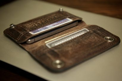 Portel iPhone Wallet