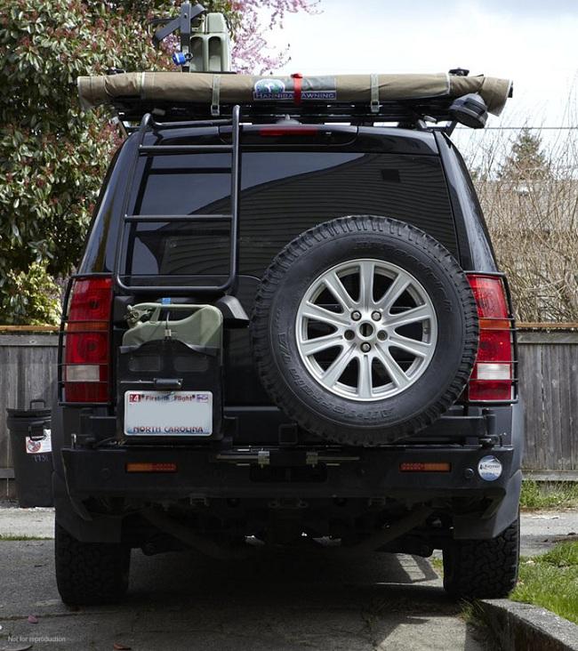 La Aduana: 2007 Land Rover LR3 HSE