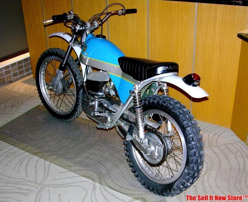 La Aduana: 1973 Bultaco Alpina – Expedition Portal