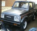 La Aduana: 1987 Suzuki Samurai