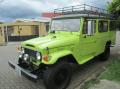 La Aduana: 1981 Toyota Land Cruiser HJ45
