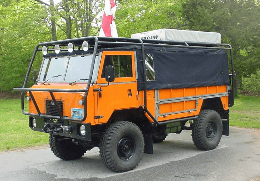 1975 land rover 101 fc – expedition portal
