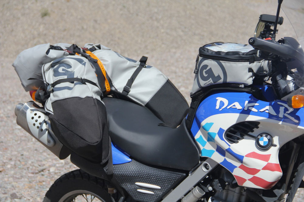 The Expo Bmw F650gs Dakar Project Bike Comes Home Expedition Portal