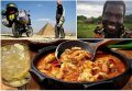 Forks: Three Years, Five Continents, One Motorcycle