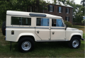 La Aduana: 1980 Land Rover