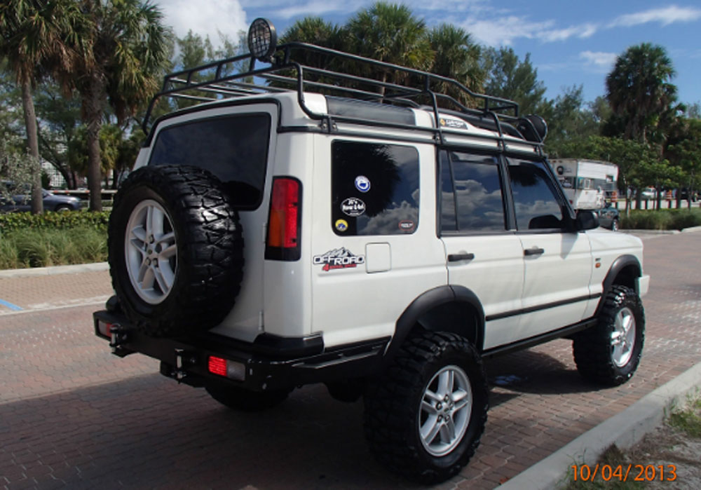 Discoii on 2004 Land Rover Discovery Engine