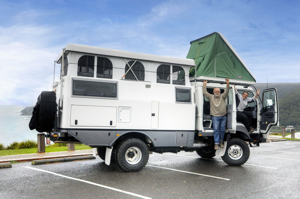 Iveco earthcruiser for sale