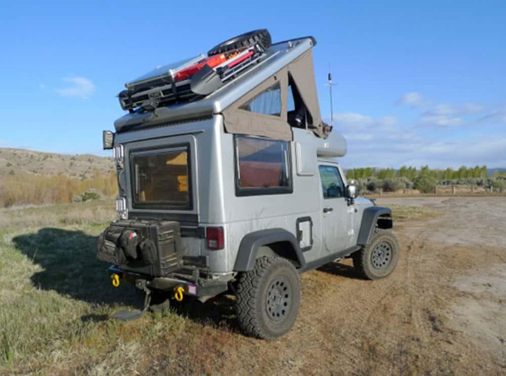 FVoTW: Michael Hiscox Presents His Incredible Jeep