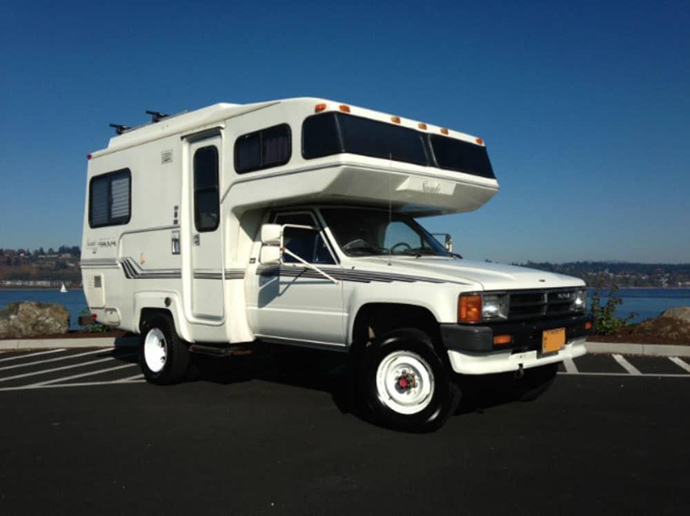 La Aduana 1987 4 4 Toyota Turbo Sunrader Expedition Portal