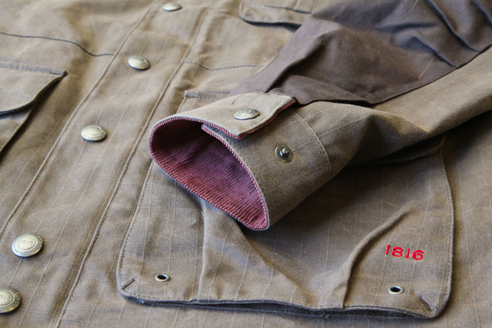 gear scout remington 1816 ilion jacket expedition portal
