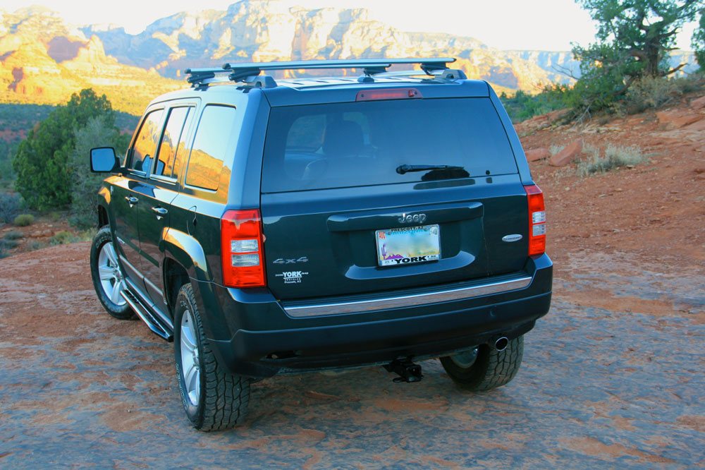 The Little Overlander Expo's Long Term Patriot Project