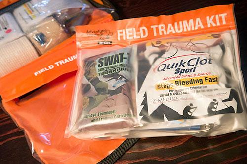 AMK Grizzly Field Trauma Kit