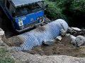VOTD: Now That's a Pothole