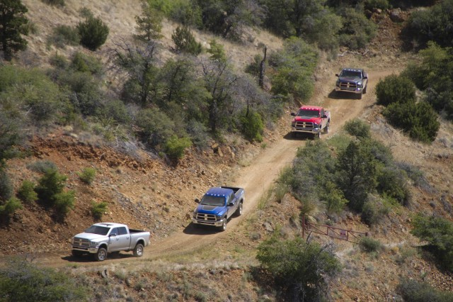 2014 RAM Power Wagon Frida Drive 001