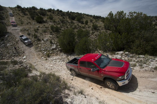 2014 RAM Power Wagon Frida Drive 021
