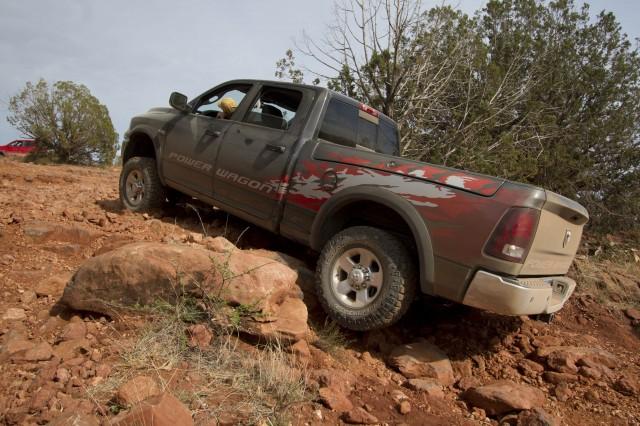 2014 RAM Power Wagon Frida Drive 028