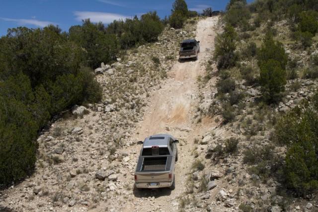 2014 RAM Power Wagon Frida Drive 036