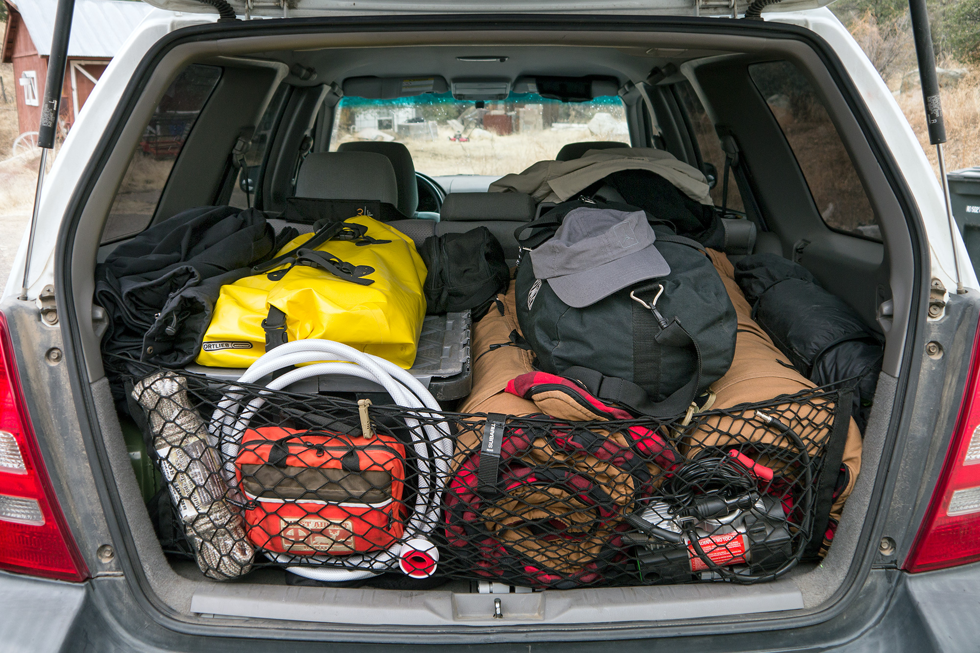 a budget overlander forester part iii kitting it out expedition