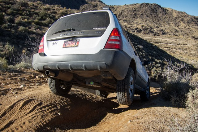 A Budget Overlander, Forester Part II: Protection