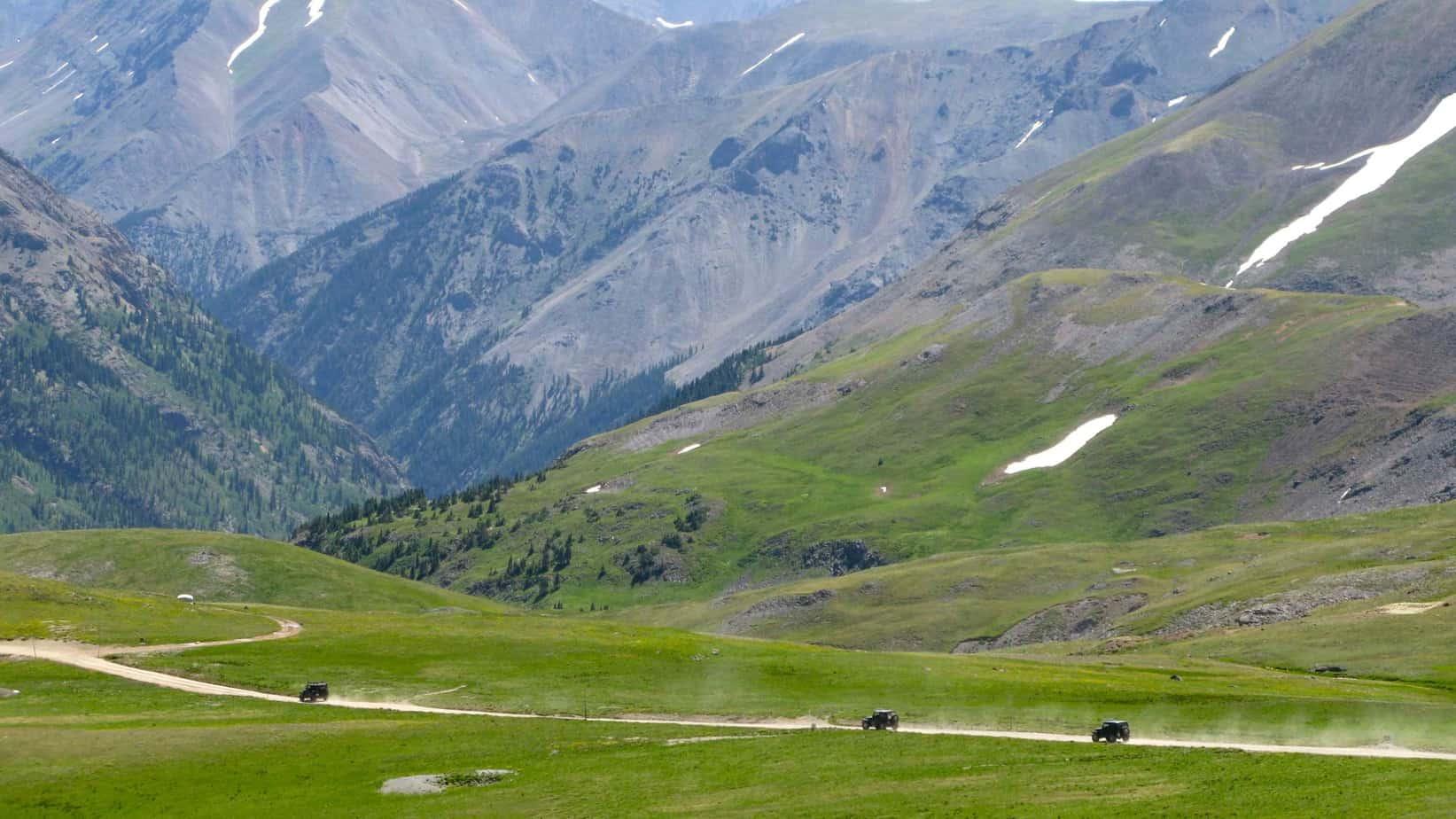 Destinations: Southern Colorado's Alpine Loop