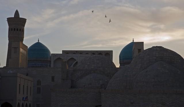 045Bukhara, Uzbekistan