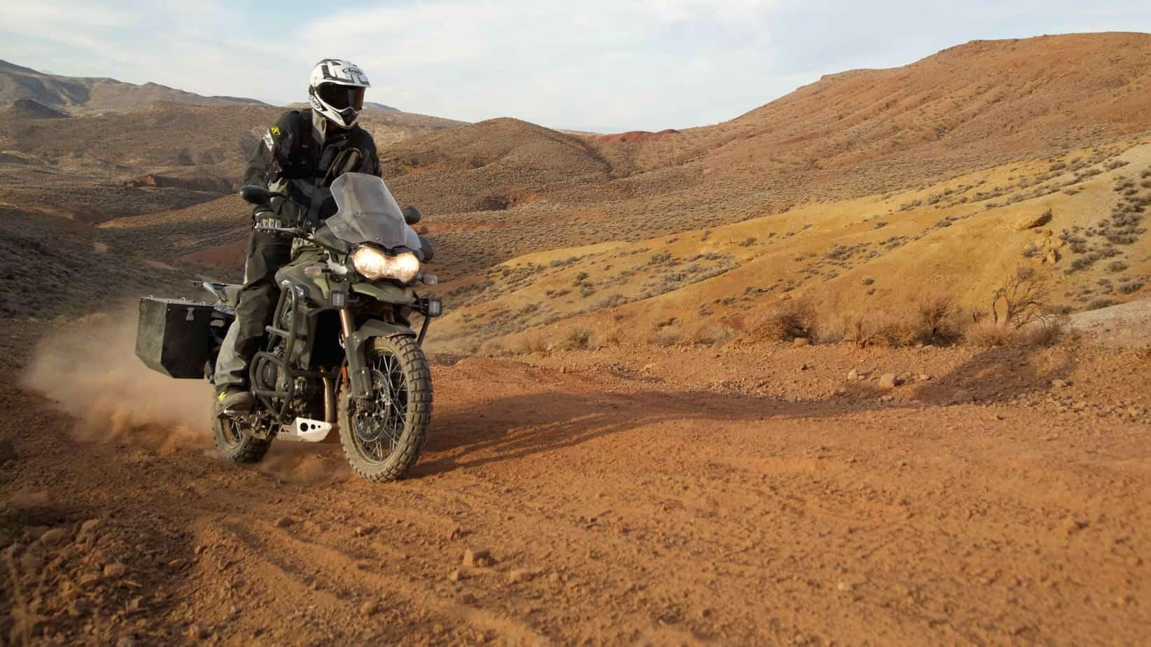 Top Ten Considerations for Adventure Motorcycle Prep