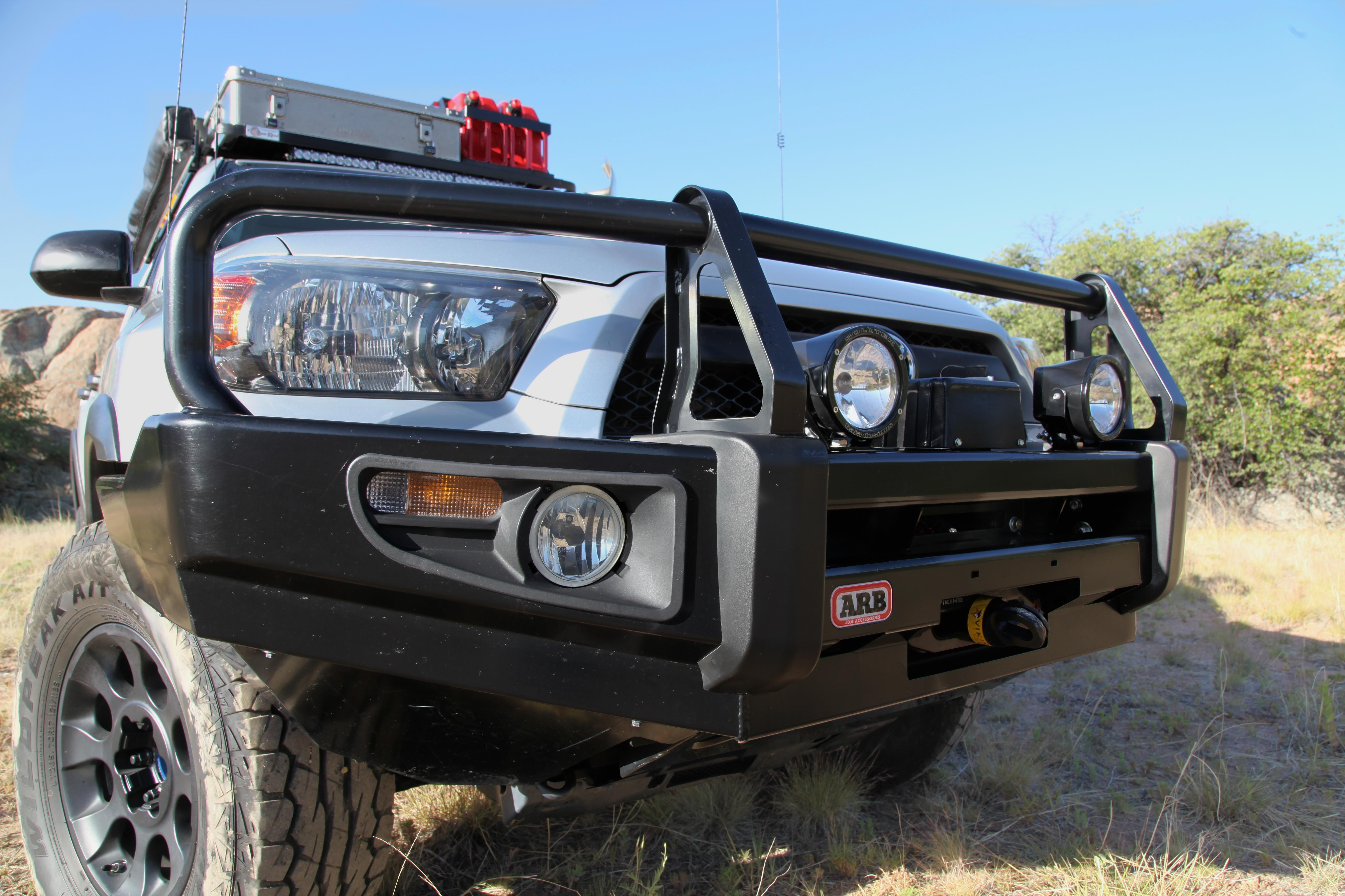 Starting With A 2013 Toyota 4Runner Trail Edition, Paul Quickly Set To Work  With A Series Of Key Modifications. He Added An OME 3 Inch Heavy Duty Lift  And ...