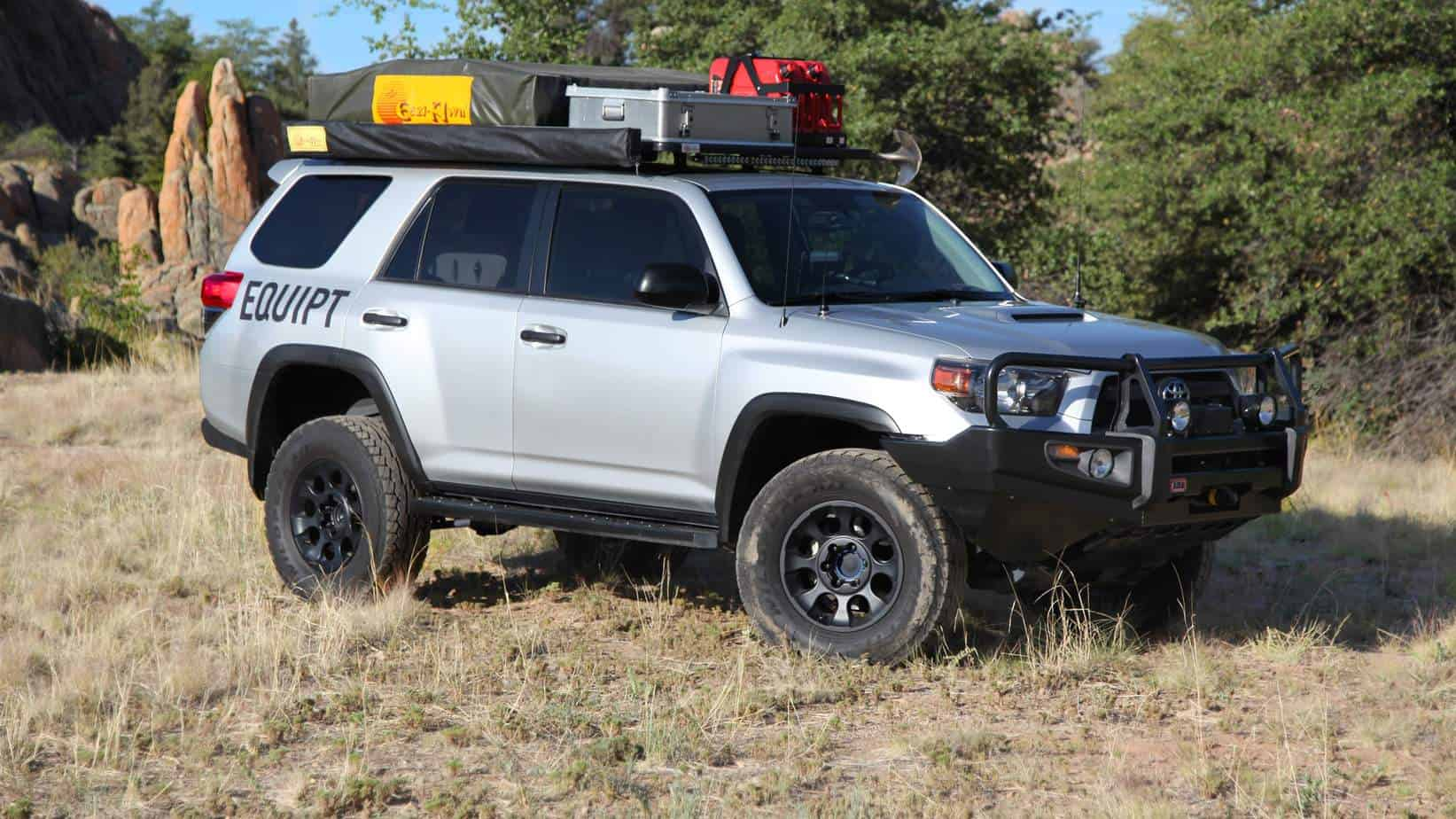 Featured Vehicle: Equipt Outfitter's Toyota 4Runner