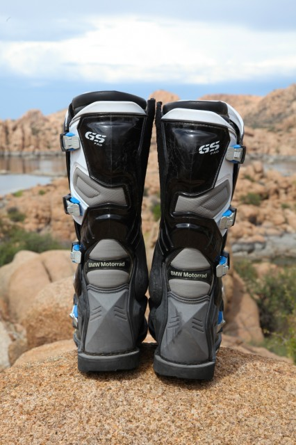 baja tested bmw gs rallye pro boots expedition portal. Black Bedroom Furniture Sets. Home Design Ideas