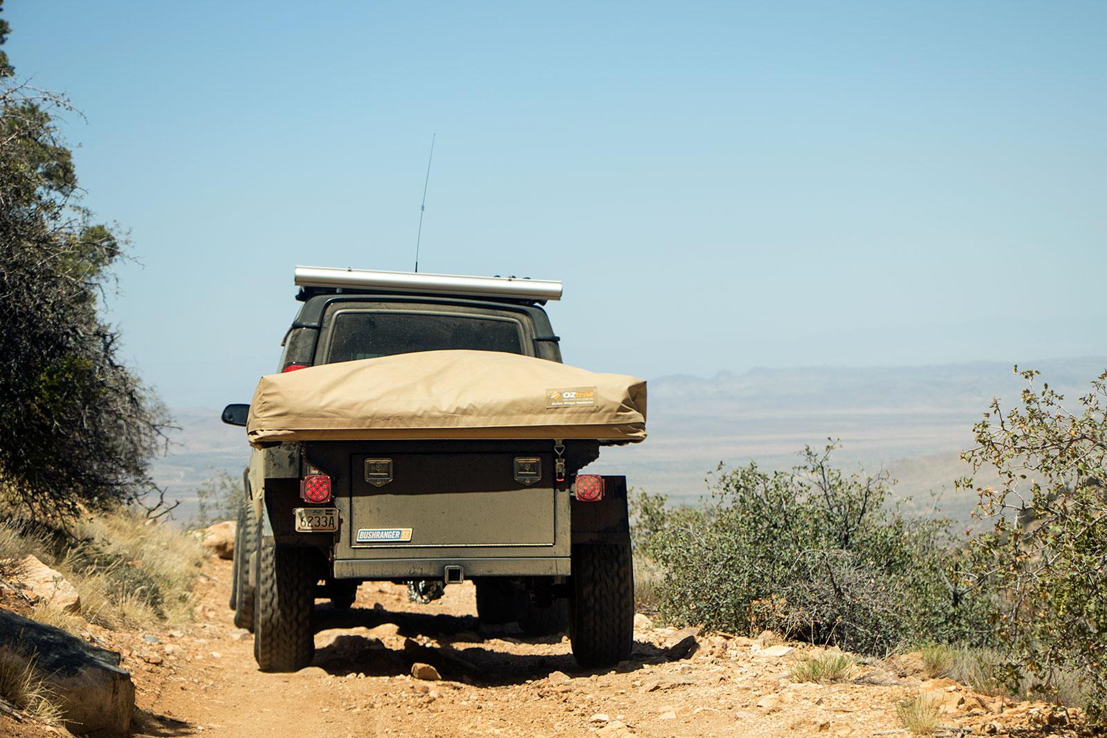 OZtrail Outer Ridge Venturer Trailer