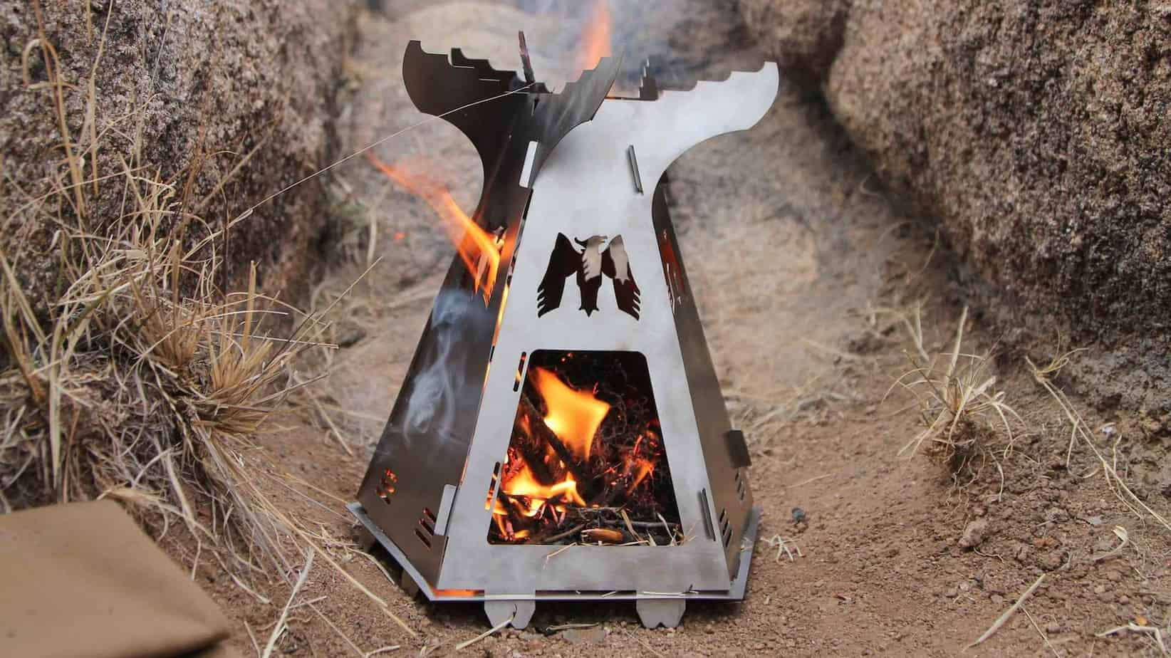 Field Tested: The Mummert Knives Phoenix Stove