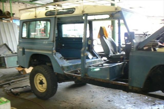 RESTAURACION DEL DEFENDER 110 MAYO 2008 005