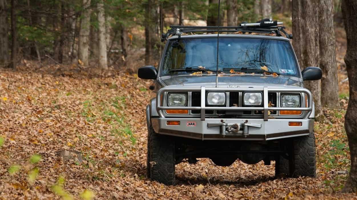 Featured Vehicle: Jeep Cherokee