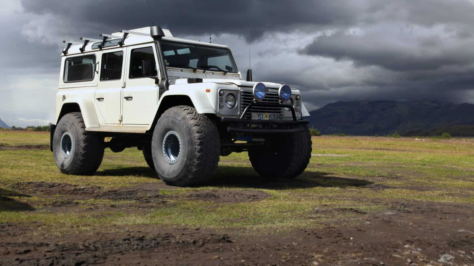 The Trucks of Iceland