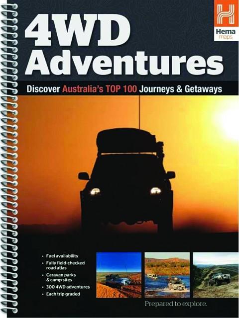 4WD Adventures - Hema 1