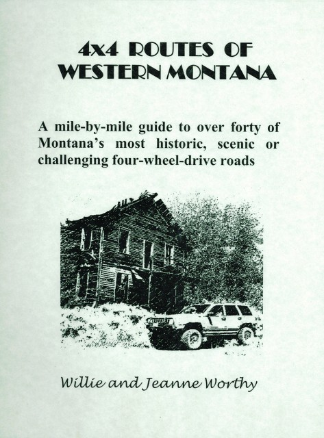 4x4 Routes of Western Montana