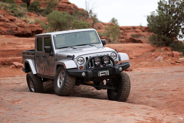 The Ultimate Overlander: North America's Pinnacle 4WD