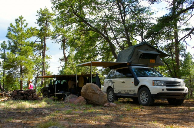 For sleeping arrangements I chose an Eezi-Awn 1400 roof top tent to match my K9 rack. If you can get over the fact that roof-tents have become almost cliché ... & Expedition Portal Project: Range Rover Sport u2013 The Build ...