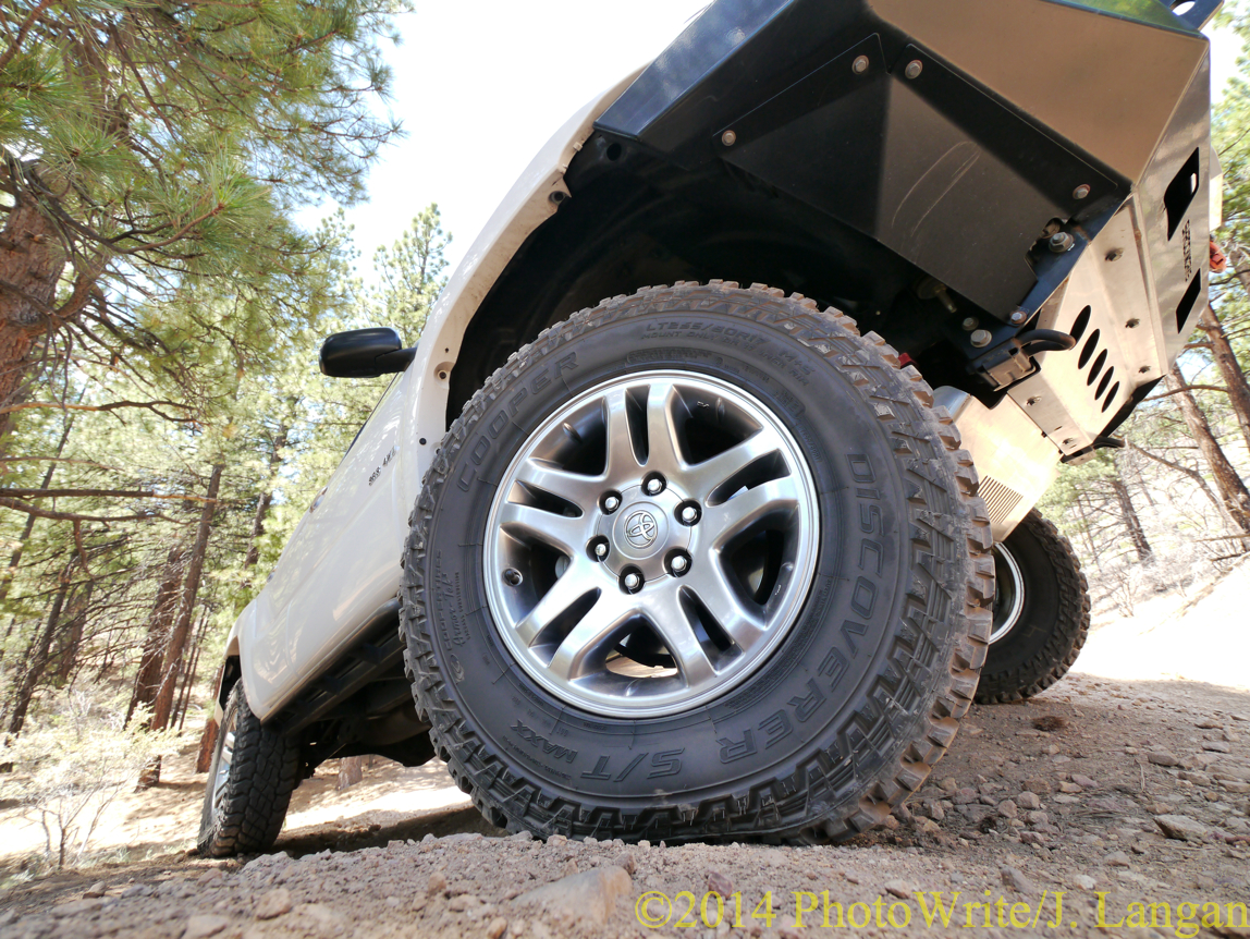 Field Tested Cooper Discoverer S/T MAXX – Expedition Portal