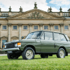 Range Rover Number 001 Sells at Silverstone Auction