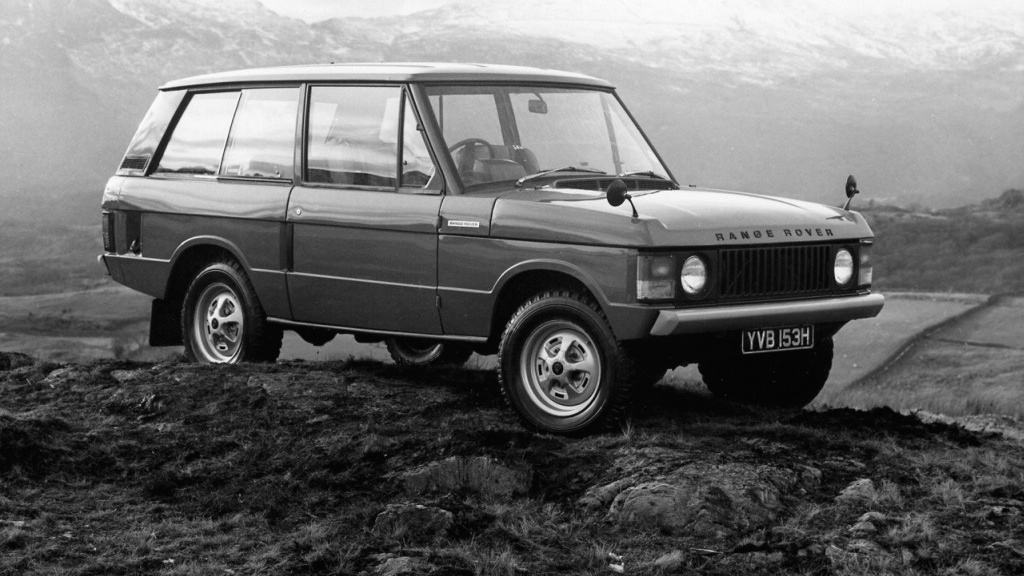 Retrospective: Range Rover, the Early Years