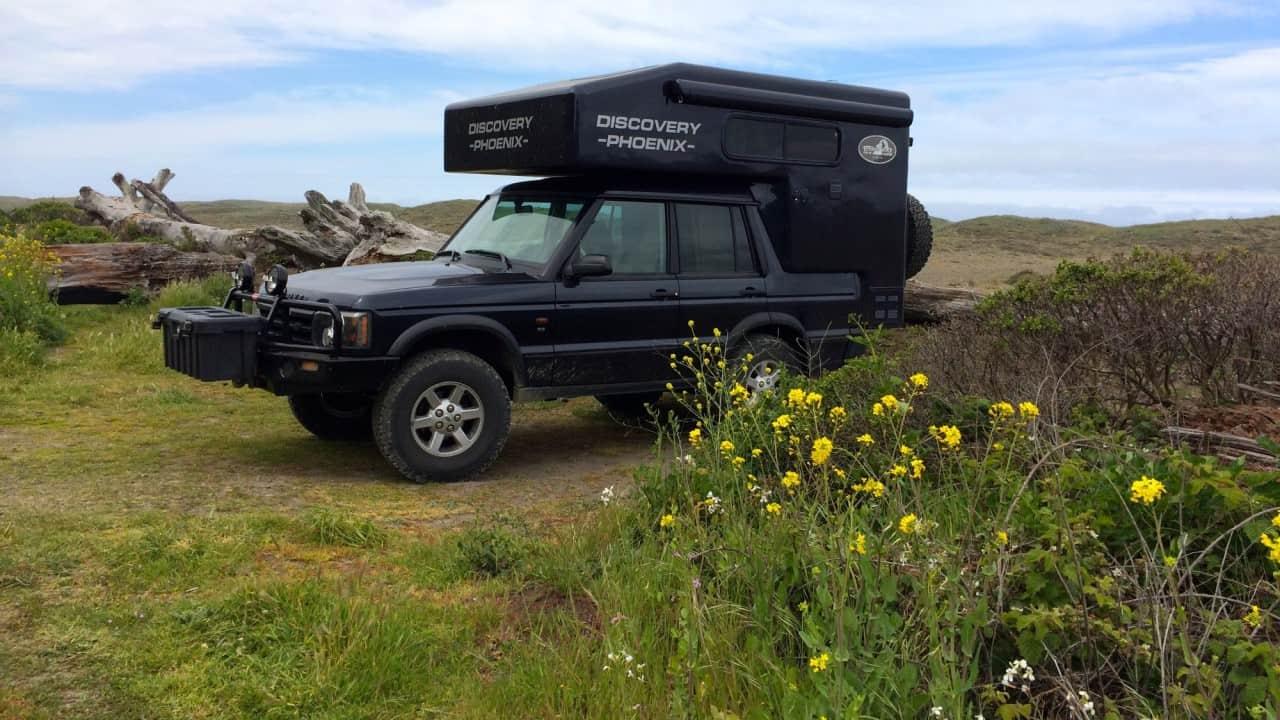 la aduana 2004 land rover discovery camper expedition portal. Black Bedroom Furniture Sets. Home Design Ideas