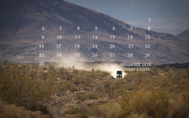 Calendar-NOVEMBER