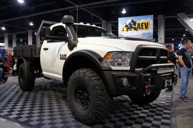 Show Stopper: AEV Releases Aussie Inspired Ram 2500 ...